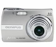 Olympus MJU810 б/у